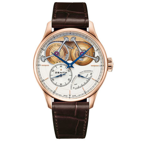 Zenith   Academy Georges Favre-Jacot Men's Watch 18.2210.4810/01.C713