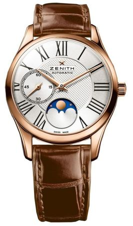 Zenith Heritage Lady Ultra Thin Moon Phase  Women's Watch 18.2310.692/02.C709