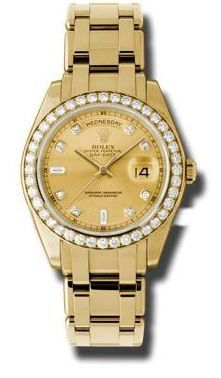 Rolex Day-Date   Men's Watch 18948-CHDO