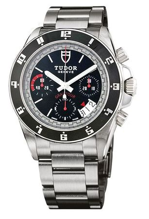 Tudor Grantour  Chronograph Men's Watch 20350N-95720
