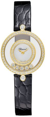 Chopard Happy Diamonds   Women's Watch 203957-0201