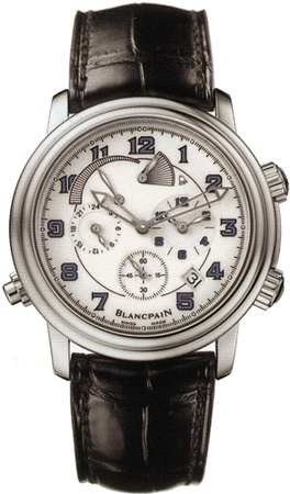 Blancpain Leman Automatic  Men's Watch 2041-1127M-53B