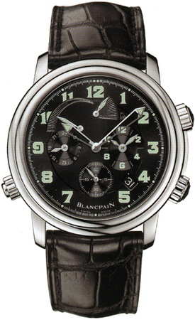 Blancpain Leman Automatic  Men's Watch 2041-1130M-53B