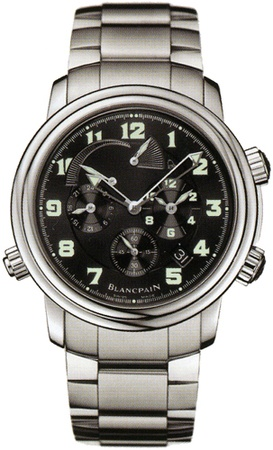 Blancpain Leman Automatic  Men's Watch 2041-1130M-71