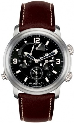 Blancpain Leman Automatic  Men's Watch 2041-1230-63B