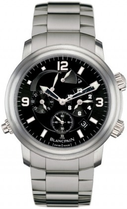 Blancpain Leman Automatic  Men's Watch 2041-1230-98