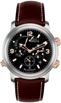 Blancpain Leman Automatic  Men's Watch 2041-12A30-63B