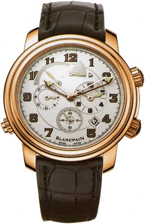 Blancpain Leman Automatic  Men's Watch 2041-3642M-53B