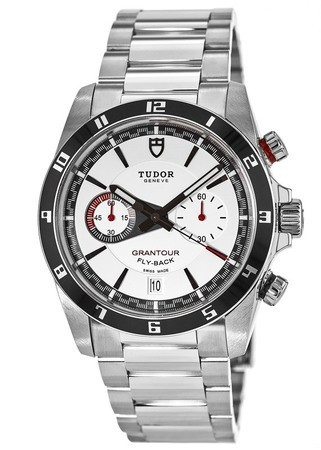 Tudor Grantour   Men's Watch 20550N-95730WHI