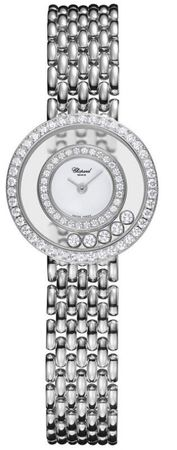Chopard Happy Diamonds   Women's Watch 205691-1001