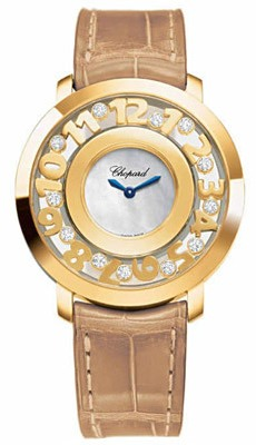 Chopard Happy Diamonds   Women's Watch 207233-0001