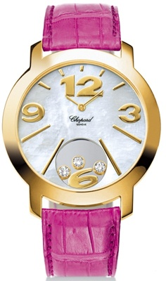 Chopard Happy Diamonds   Women's Watch 207449-0001