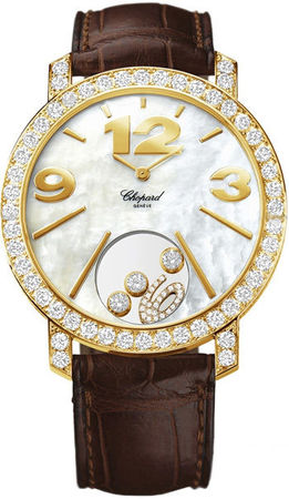 Chopard Happy Diamonds   Women's Watch 207450-0005