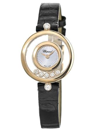 Chopard Happy Diamonds   Women's Watch 209415-5001-AL