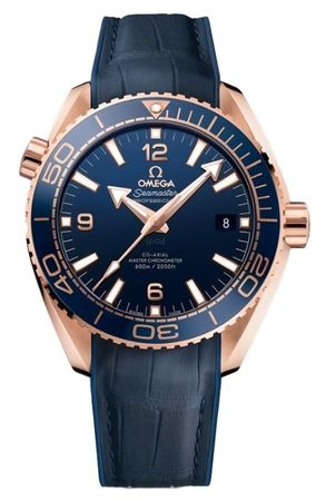 Omega Seamaster Planet Ocean 600M 43.5mm  Men's Watch 215.63.44.21.03.001