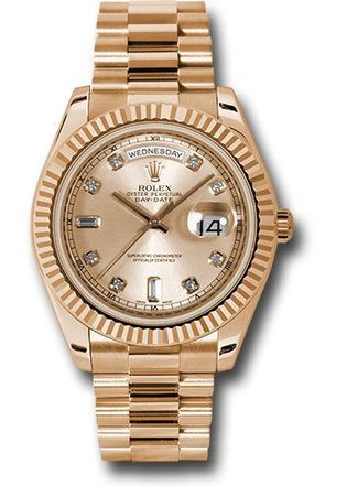 Rolex Day Date II   Men's Watch 218235-CHDPR