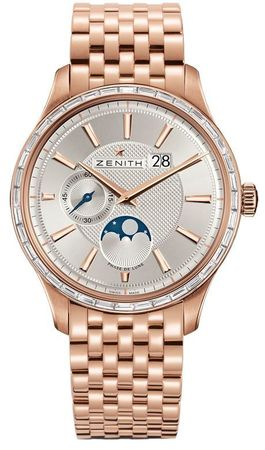 Zenith Captain Moon Phase  Men's Watch 22.2141.691/01.M2140