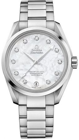 Omega Seamaster Aqua Terra 150m Master Co-Axial  Women's Watch 231.10.39.21.55.002