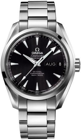 Omega Seamaster Aqua Terra Automatic Chronometer Annual Calendar  Men's Watch 231.10.39.22.01.001