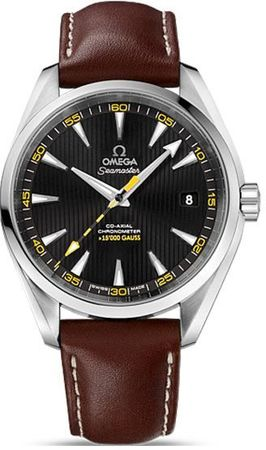 Omega Seamaster Aqua Terra Automatic Chronometer 41.5mm 15,000 Gauss Anti-Magnetic Men's Watch 231.12.42.21.01.001