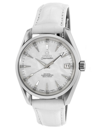 Omega Seamaster Aqua Terra Automatic Chronometer 38.5mm  Unisex Watch 231.13.39.21.55.001