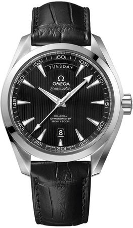 Omega Seamaster Aqua Terra Automatic Chronometer 41.5mm Day-Date  Men's Watch 231.13.42.22.01.001