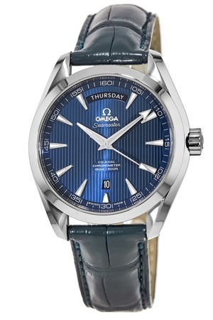 Omega Seamaster Aqua Terra Automatic Chronometer 41.5mm Day-Date  Men's Watch 231.13.42.22.03.001