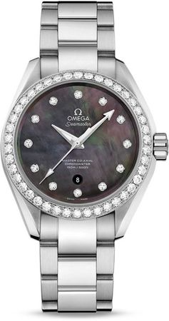 Omega Seamaster Aqua Terra  Women's Watch 231.15.34.20.57.001