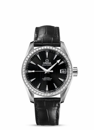 Omega Seamaster Aqua Terra Automatic Chronometer 38.5mm  Unisex Watch 231.18.39.21.51.001