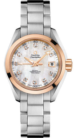 Omega Seamaster Aqua Terra   Women's Watch 231.20.30.20.55.003