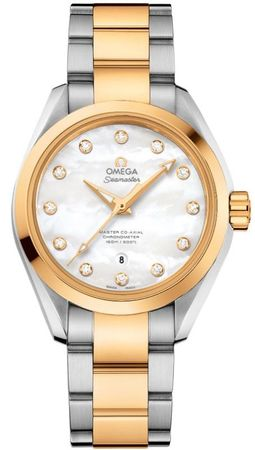 Omega Seamaster Aqua Terra 150m Master Co-Axial  Women's Watch 231.20.34.20.55.002