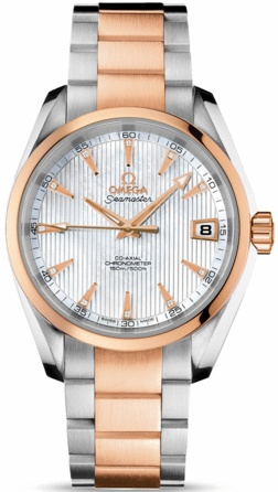 Omega Seamaster Aqua Terra Automatic Chronometer 38.5mm  Unisex Watch 231.20.39.21.55.001