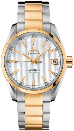 Omega Seamaster Aqua Terra Automatic Chronometer 38.5mm  Unisex Watch 231.20.39.21.55.002