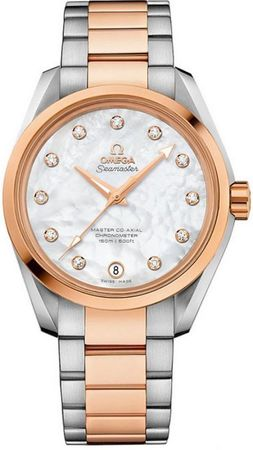 Omega Seamaster Aqua Terra 150m Master Co-Axial  Women's Watch 231.20.39.21.55.003