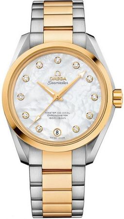 Omega Seamaster Aqua Terra 150m Master Co-Axial  Women's Watch 231.20.39.21.55.004