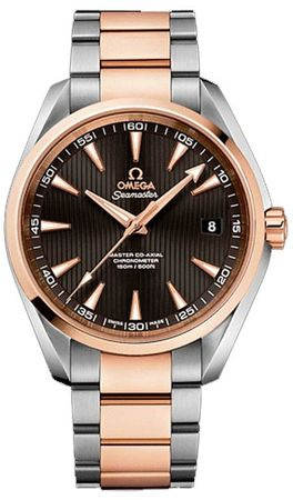 Omega Seamaster Aqua Terra Automatic Chronometer 41.5mm  Men's Watch 231.20.42.21.06.003