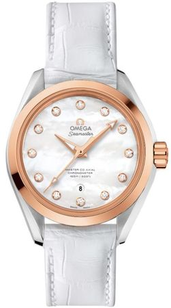 Omega Seamaster Aqua Terra 150m Master Co-Axial  Women's Watch 231.23.34.20.55.001