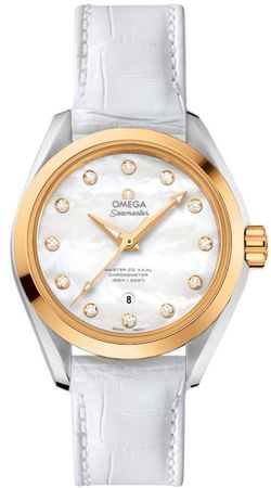 Omega Seamaster Aqua Terra 150m Master Co-Axial  Women's Watch 231.23.34.20.55.002