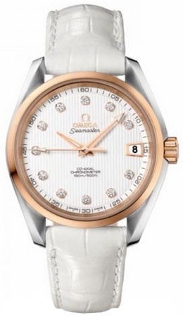 Omega Seamaster Aqua Terra Automatic Chronometer 38.5mm  Unisex Watch 231.23.39.21.52.001