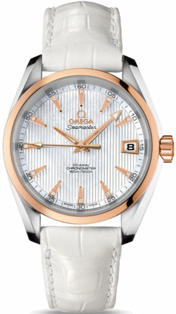 Omega Seamaster Aqua Terra Automatic Chronometer 38.5mm  Unisex Watch 231.23.39.21.55.001