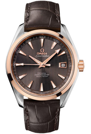 Omega Seamaster Aqua Terra Automatic Chronometer 41.5mm  Men's Watch 231.23.42.21.06.001