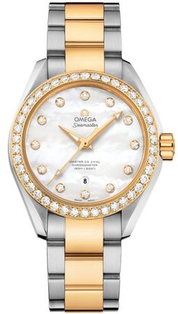 Omega Seamaster Aqua Terra 150m Master Co-Axial  Women's Watch 231.25.34.20.55.006