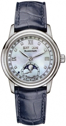 Blancpain Leman Automatic  Women's Watch 2360-1191A-55B