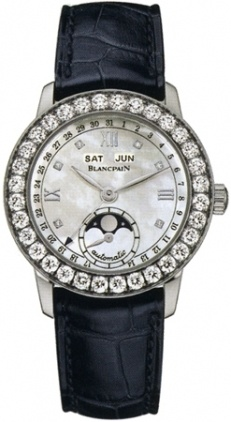Blancpain Leman Automatic  Women's Watch 2360-1991A-55B
