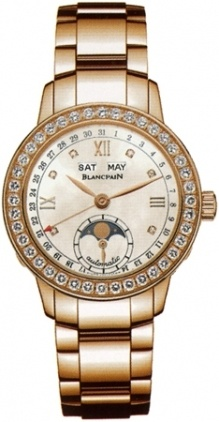 Blancpain Leman Automatic  Women's Watch 2360-2991A-76