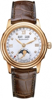 Blancpain Leman Automatic  Women's Watch 2360-3691A-55B