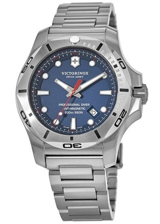 Victorinox Swiss Army I.N.O.X. Professional Diver  Blue Dial Men's Watch 241782