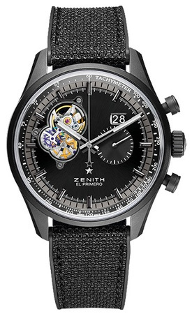 Zenith Chronomaster  Night Vision Chronomaster Men's Watch 24.2160.4068/21.R573