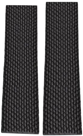 Breitling Rubber 24-20mm  Men's Strap 256S