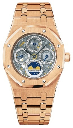 Audemars Piguet Royal Oak Perpetual Calendar Skeleton Men's Watch 25829OR.OO.0944OR.01
